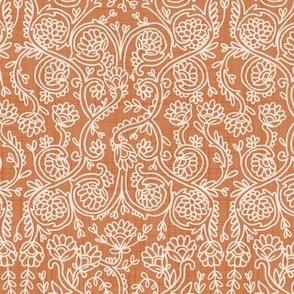 Batik Rococo Terra