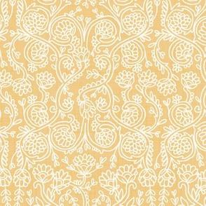 Batik Rococo Goldenrod