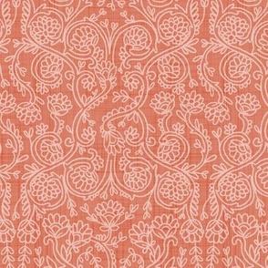 Batik Rococo Rose