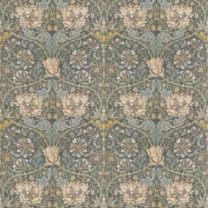 William Morris ~ Honeysuckle - Small