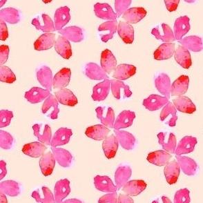 Plumeria Pink  & Red