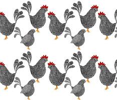 Chick, Chick, Chickens
