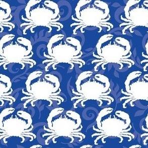 Crab Fest on Blue