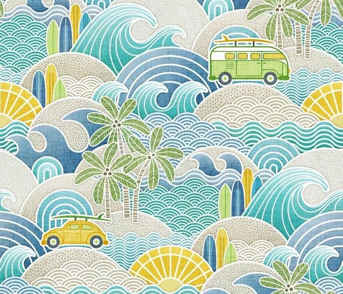 Sea, Sun and Surf