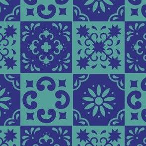 carrelage-bleu