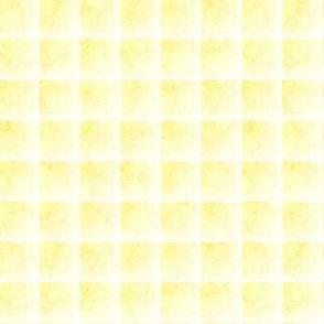 Soft Plaid Yellow Marble 2