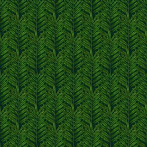 Green Fern Pattern Smaller