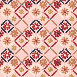 Granny Chic (small scale) - Pink