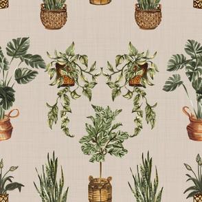 My Green Space (Linen)