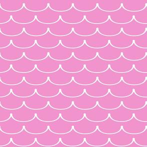 Princess Ruffles Light Pink