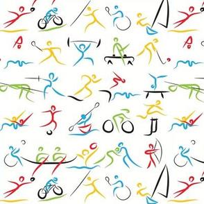 Sporting strokes