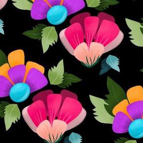 Funky flora
