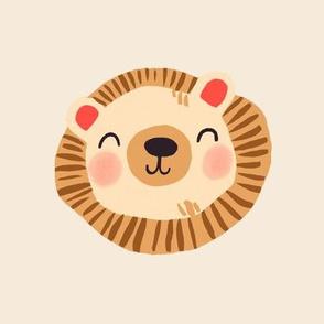 Lion Fill-A-Yard
