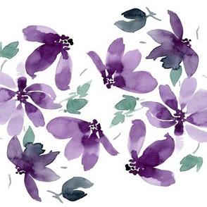 daphne (purple palette)