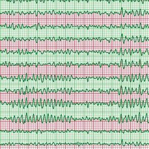 candy cane EEG