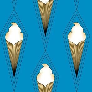 Art Deco Ice Cream