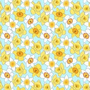 Daffodil Allover