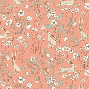 Easter Spring Collection - HARES