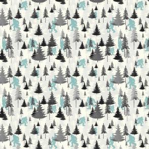 Hide and seek Bigfoot gray small632FB409