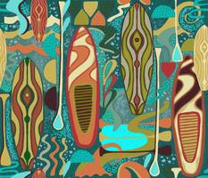 Paddle Board Parade