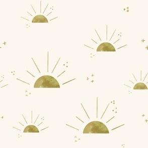 Boho Suns Olive Cream