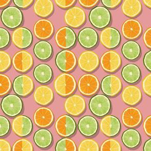 Mid century Modern Citrus