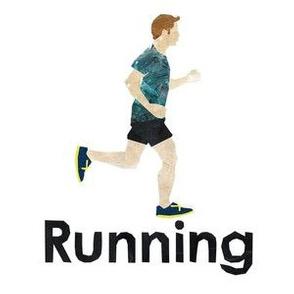"Running - 6"" panel"