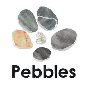 "pebbles - 6"" panel"