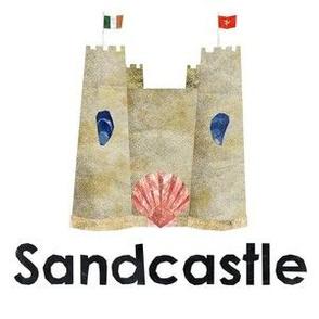 "sandcastle - 6"" panel"