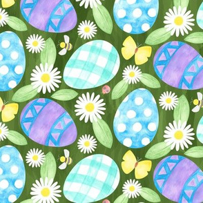 Watercolor Easter Eggs_50Size