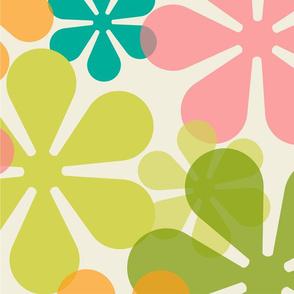 Groovy Flowers_Multi Color