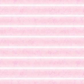 Gradient Horizontal Stripe Light Bubblegum Marble