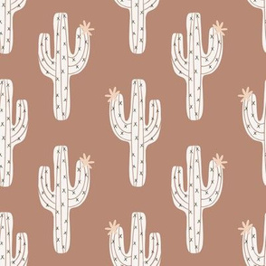 cactus climb // clay