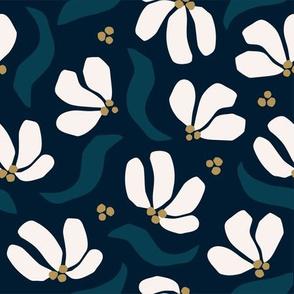 Papercut Floral - Medium