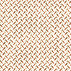 full size swatch carrot cloth