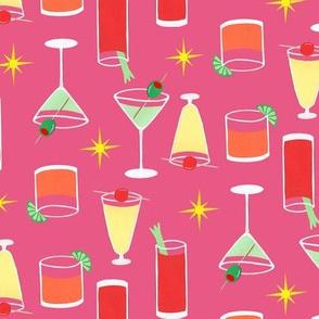 Cocktails Pink