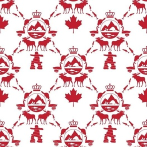 Canadian Damask