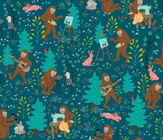 The Creative Sasquatch