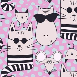 Cool Kitties