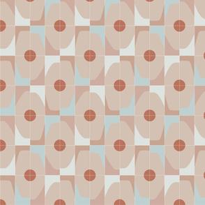 Mixed Octagon Tiles