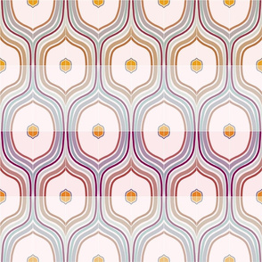 Seventies Vibes Tiles