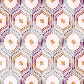 Vintage Mixed Tiles