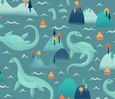 Nessie - cute cryptozoology