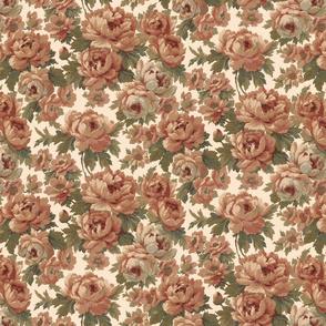 Elegant Blush Tapestry Roses