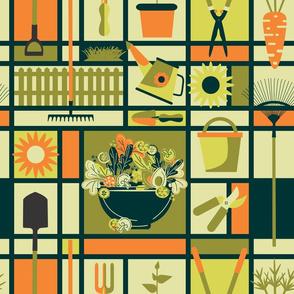 Mondrian Salad