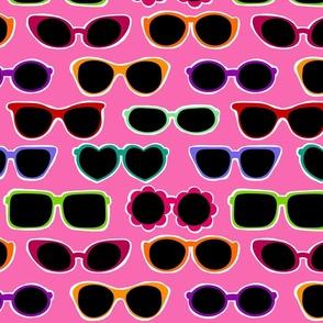 Summer Sunglasses - Pink