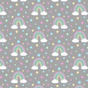 Pastel_rainbows_and_stars_design