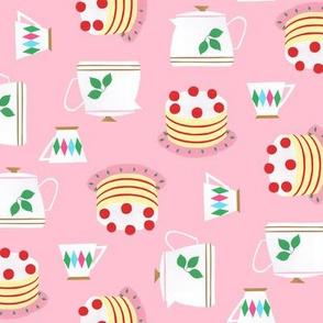 Tea Party Pale Pink
