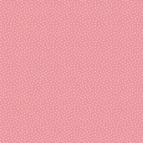 Spotty - light pink over pink
