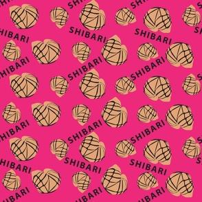 Shibari Pink BDSM Pattern Wizzitex
